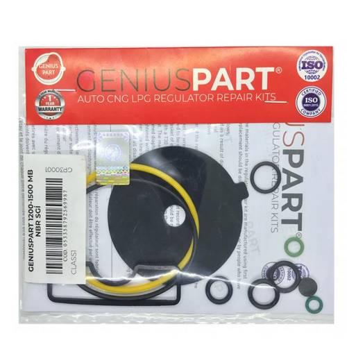 Genius 1200-1500 MB Sıralı Sistem LPG Regülatör Diyaframı