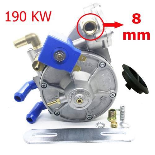190 kW Mimgas Sıralı Regülatör