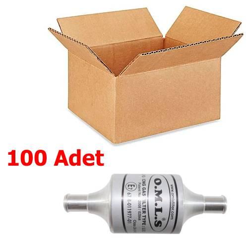 14x14 Omls Filtre 100 Adet