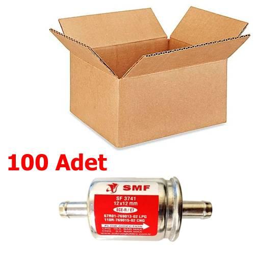 100 Adet SMF Filtre 12x12