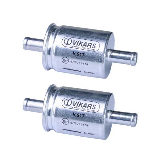 Vikars Sıralı Sistem LPG Filtresi